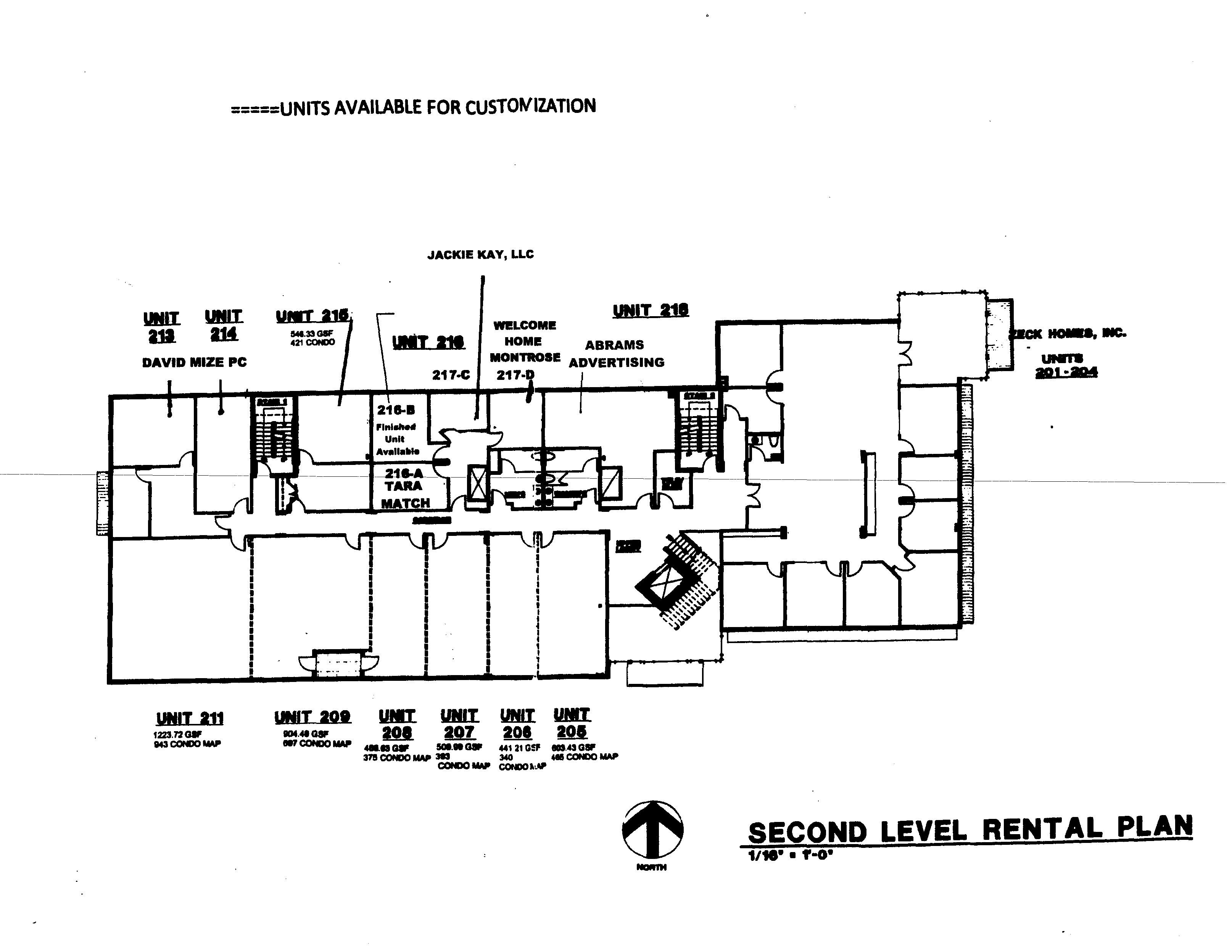 builder floor plans floor plans the mile building 10830